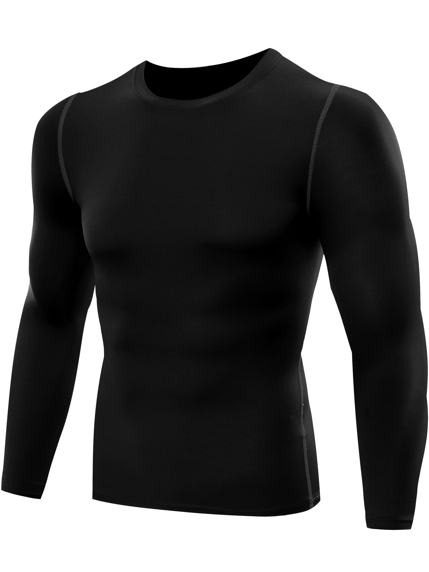 a5e9df182e69 ... DT0008 Neleus Men's Compression Sport Running Base Layer Long Sleeve T  Shirt ...